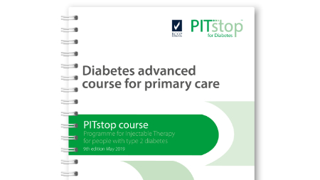 PITstop course for injectable therapies