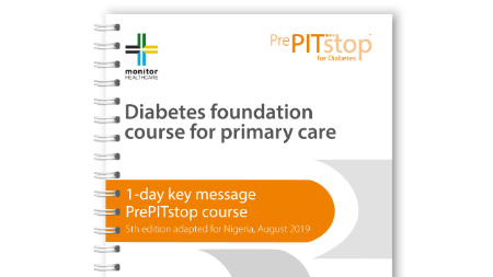 1-day PrePITstop course delivered in Nigeria
