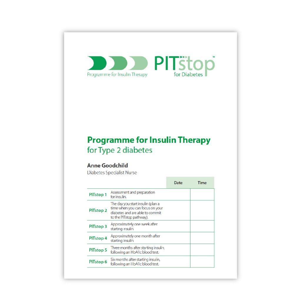 PITstop patient handbook