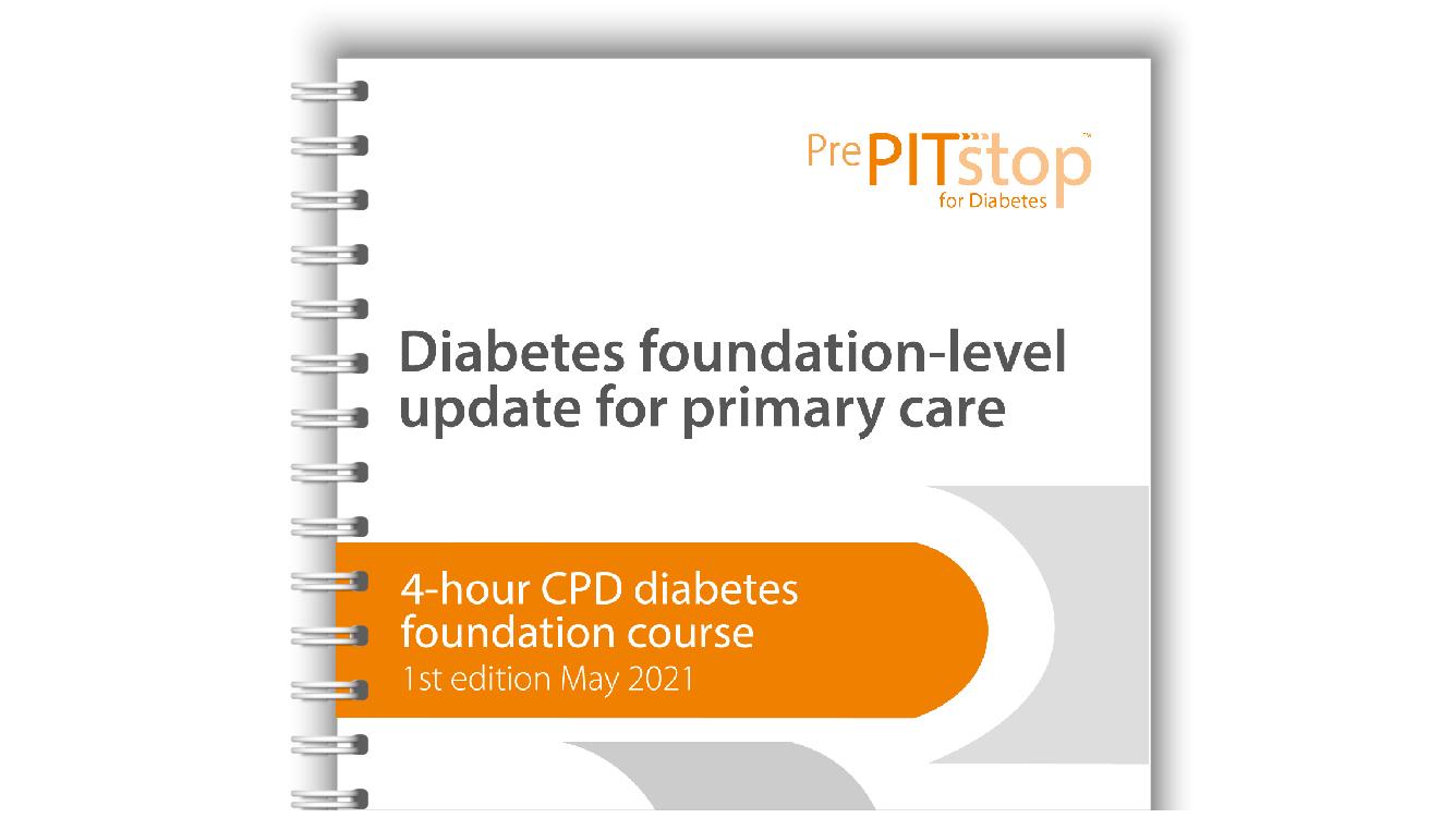 CPD diabetes course